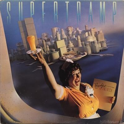 Supertramp - Breakfast In America 1979