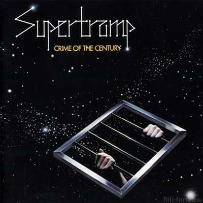 Supertramp - Crime Of The Century 1974