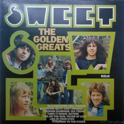 Sweet - The Golden Greats 1977