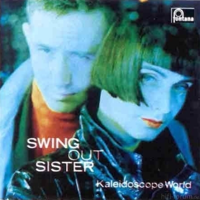 Swing Out Sister - Kaleidoscope World 1989