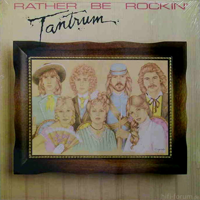 Tantrum - Rather Be Rockin' 1979