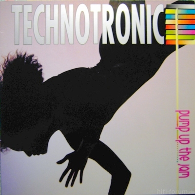 Technotronic - Pump Up The Jam 1989