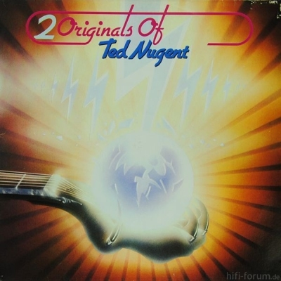Ted Nugent - 2 Originals Of 1977