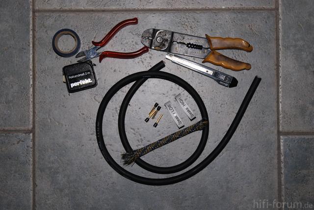 Teile Werkzeug