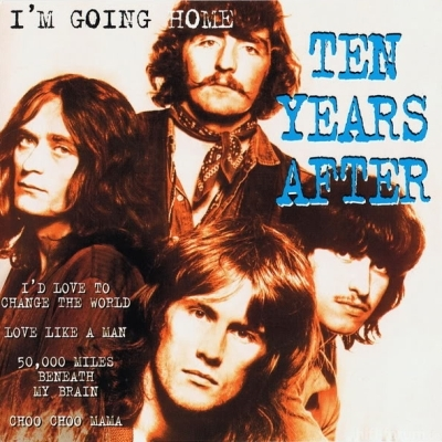 Ten Years After - I'm Going Home 1996