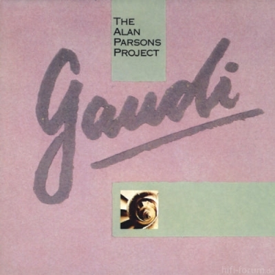 The Alan Parson's Project - Gaudi 1987