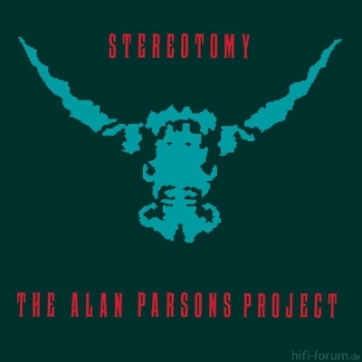 The Alan Parsons Project - Stereotomy 1985