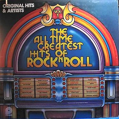 The All Time Greatest Hits Of Rock N Roll 1980