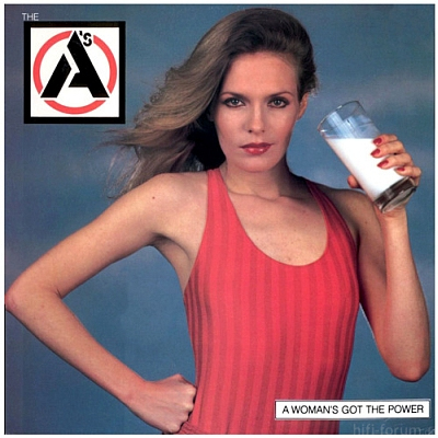 The A's - A Woman's Got The Power 1981