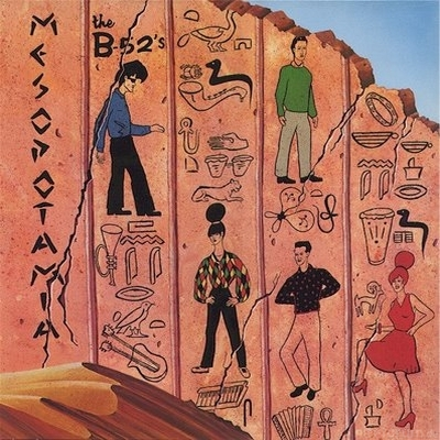 The B-52's - Mesopotamia 1982