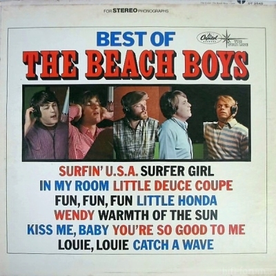 The Beach Boys - Best Of Vol. 1 1966