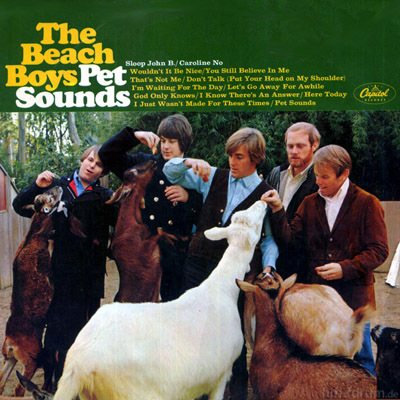 The Beach Boys - Pet Sounds 1966 Mono