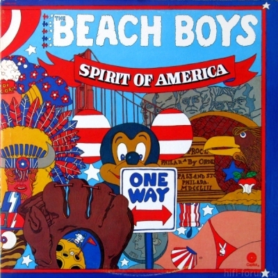 The Beach Boys - Spirit Of America 1975