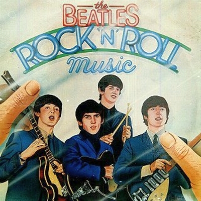 The Beatles - Rock 'n' Roll Music 1976