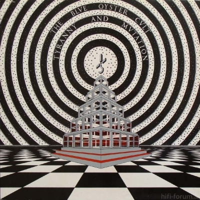 The Blue ?yster Cult - Tyranny And Mutation 1973