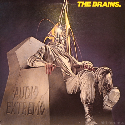 The Brains - Audio Extremo 1980