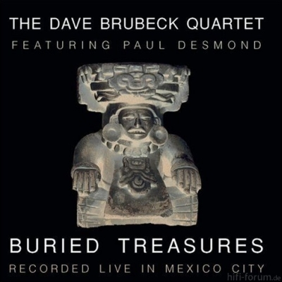 The Dave Brubeck Quartet - Buried Treasures 1967_1998