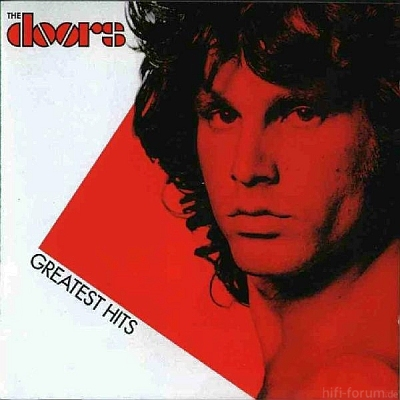 The Doors - Greatest Hits 1980
