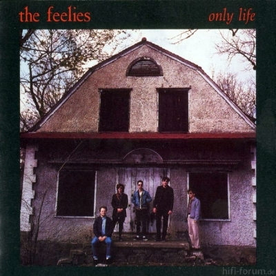The Feelies - Only Life 1988 Front