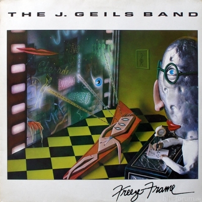 The J. Geils Band - Freeze-Frame 1981