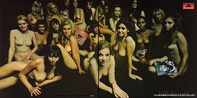 The Jimi Hendrix Experience - Electric Ladyland 1968