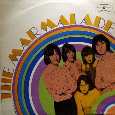 The Marmelade - The Best Of The Marmelade 1969