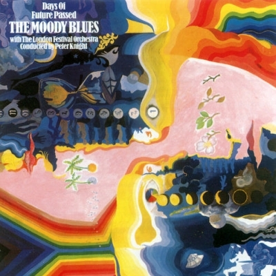 The Moody Blues - Days Of Future Passed 1967_1968