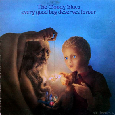 The Moody Blues - Every Good Boy Deserves Favour 1971