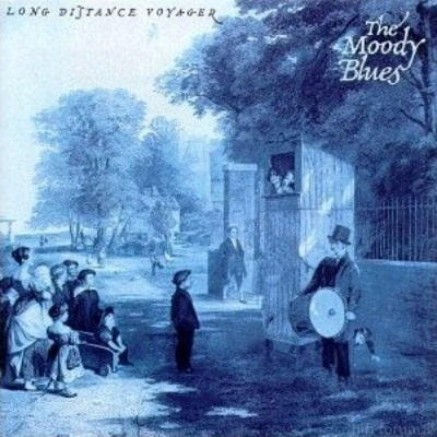 The Moody Blues - Long Distance Voyager 1981