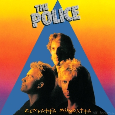 The Police - Zenyatta Mondatta 1980