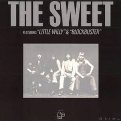 The Sweet - The Sweet 1973