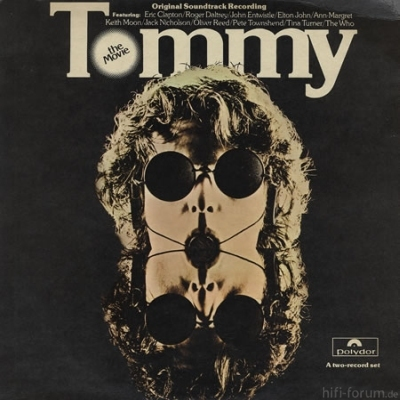The Who - Tommy The Movie OST 1975