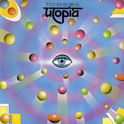 Todd Rundgren's Utopia 1974