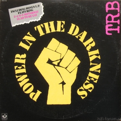 Tom Robinson Band - Power In The Darkness 1978