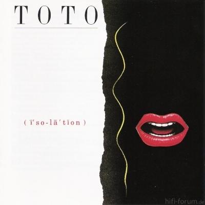 Toto - Isolation 1984