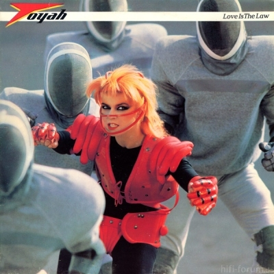 Toyah - Love Is The Law 1983