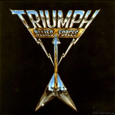 Triumph - Allied Forces 1981