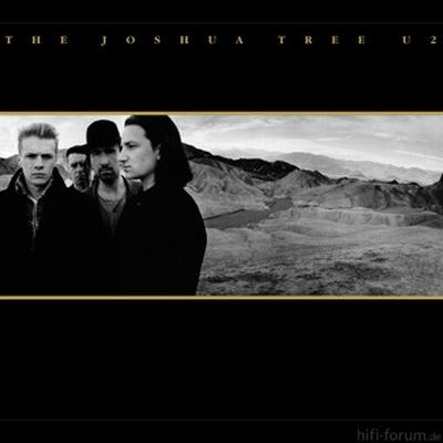 U2 - The Joshua Tree 1987