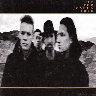 U2 - The Joshua Tree1987