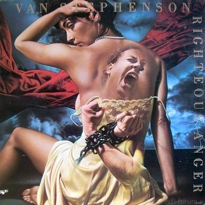 Van Stephenson - Righteous Anger 1984