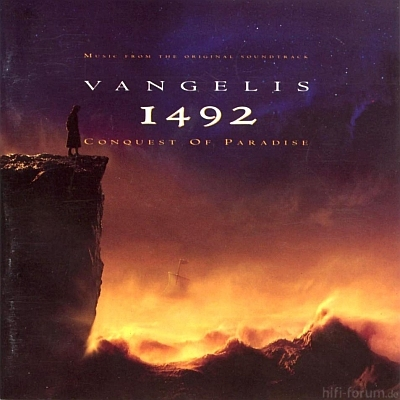 Vangelis - 1492 Conquest Of Paradise 1992