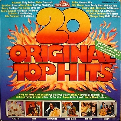 Various - 20 Original Top Hits 1976
