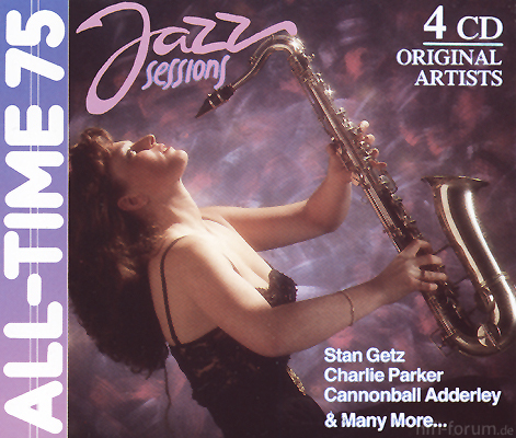 Various - 75 All-times Jazz Sessions 1991