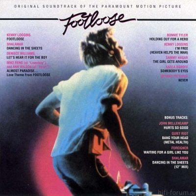 Various Artists - Footloose 1984