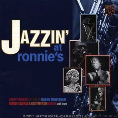Various Artists - Jazzin' At Ronnie's 1995