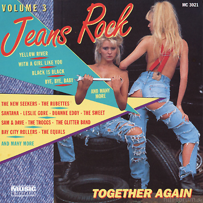Various Artists - Jeans Rock - Together again Volume 3