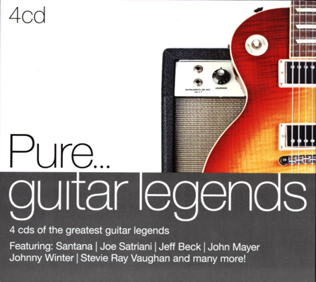 Various Artists - Pure Guitar Legends 2012