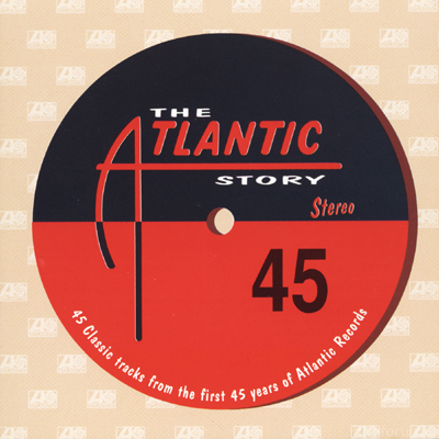 Various Artists - The Atlantic Story 1993