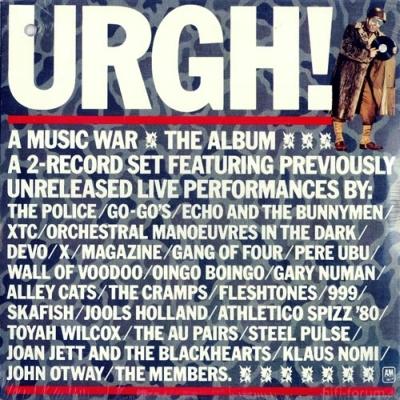 Various Artists - Urgh! A Music War-The Album 1981