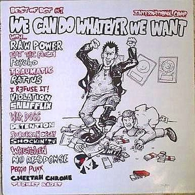 Various Artists - We can do whatever we want-Best of BCT #1 1986